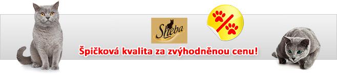 Sheba konzervy pro kočky