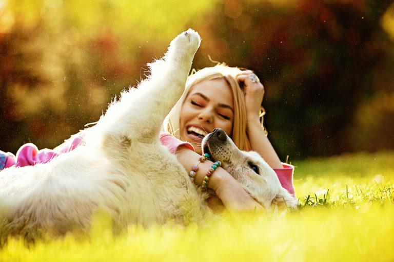 7 ragioni per cui i cani rendono migliore la nostra vita