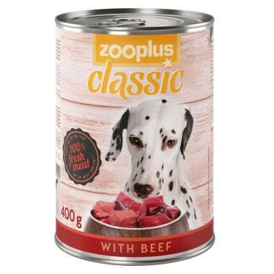 zooplus Classic con Manzo