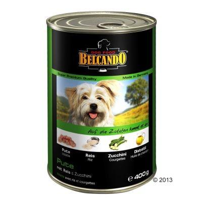 Alimenti umidi per cani Belcando