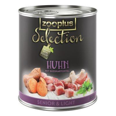 zooplus Selection Senior & Light Pollo